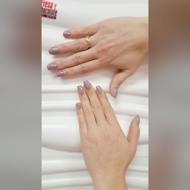 28 best Fresa y chocolate nails images on Pinterest | Chocolate ...