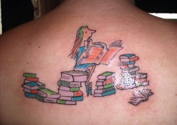 Amazing Tattoos Inspired by Children's Books – Flavorwire