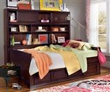 Legacy Classic Kids Furniture Benchmark Bookcase Daybed Twin Size 2970-5605K