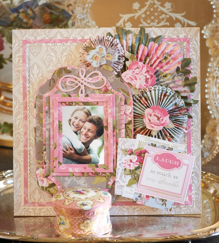 Camilla Papercrafts    © Anna Griffin, Inc.