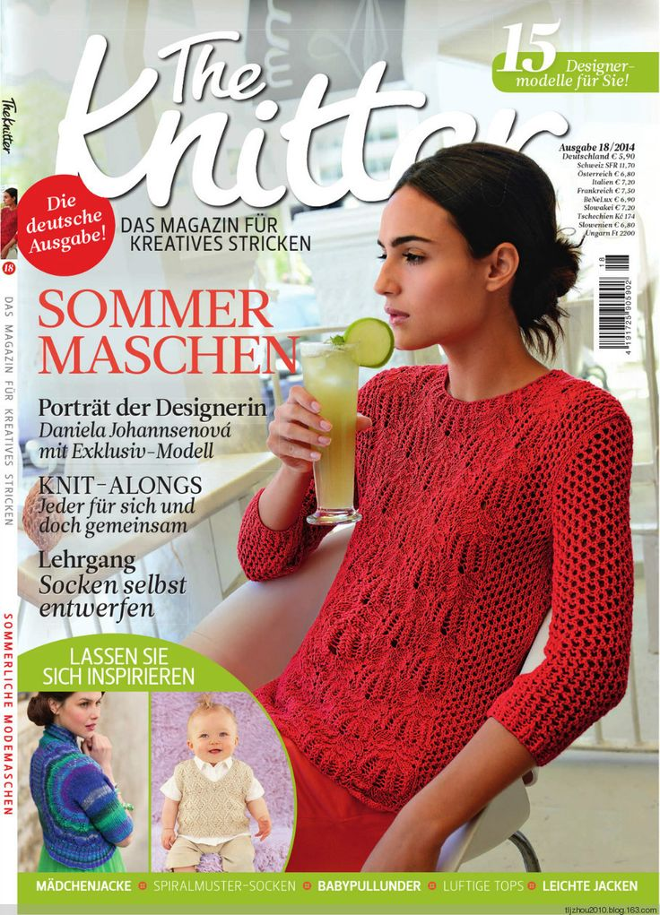 The Knitter (German) 18
