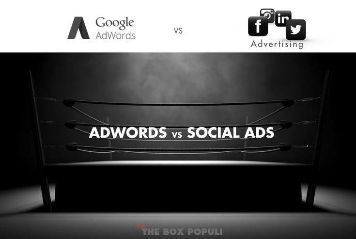 Conoce las plataformas más idóneas para anunciar tu negocio, sus ventajas e inconvenientes. ¿Google Adwords o Social Ads?