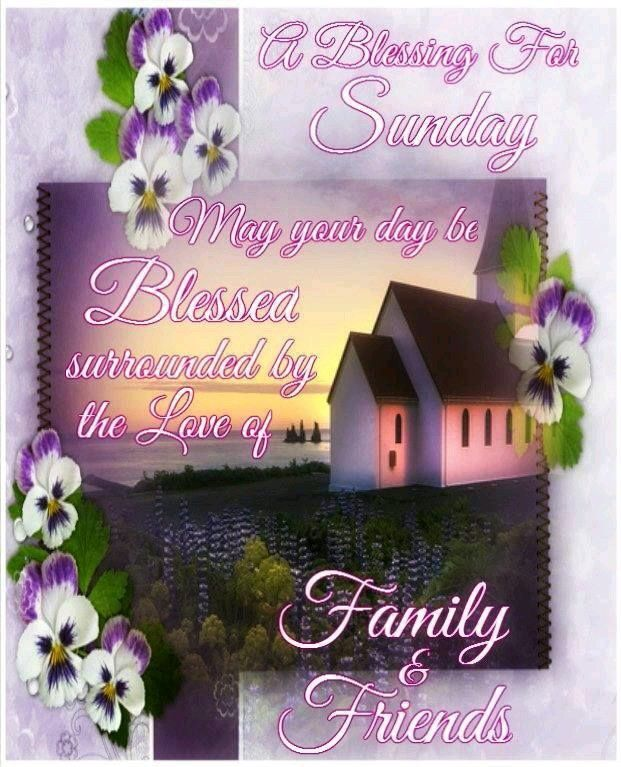 Have a blessed Sunday to you and yours,hope you be happy and safe ! God bless you all xxx