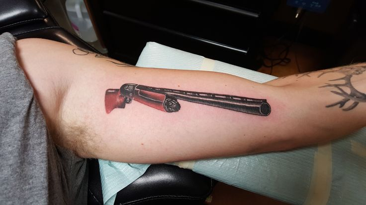 Shotgun Tattoo