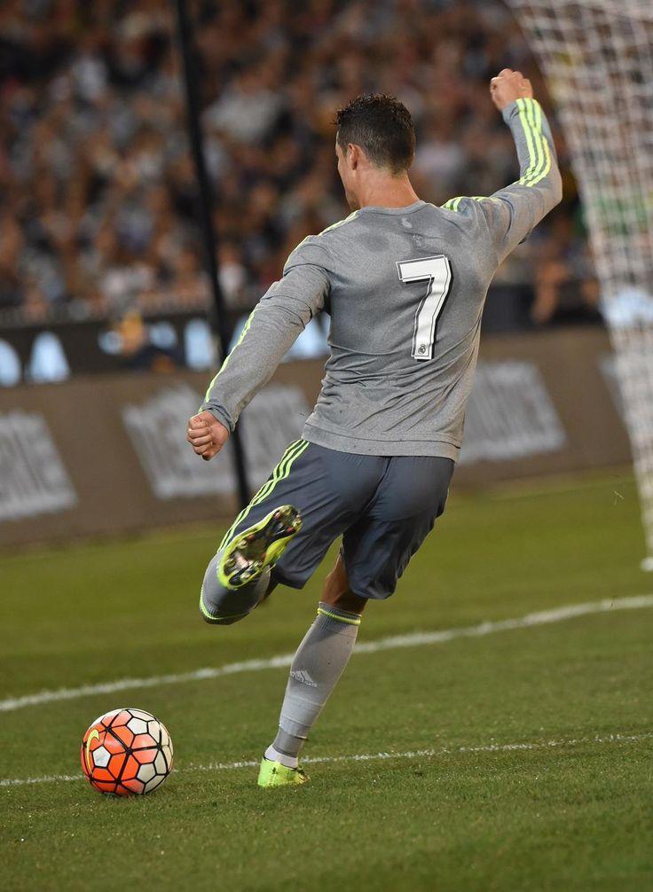 Cristiano Ronaldo CR7 - Real Madrid away shirt 2015