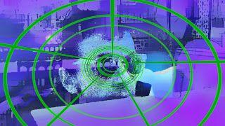 MY PAINTINGS: THE EYE OF THE GUN-JOHN BAKALIS-2018