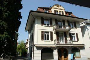 Interlarken  Swiss Holidays Apartment Rosenstrasse 10,    1 × Three-Bedroom Apartment with BalconyAUD 1,739 Total for 3 nights: AUD 3,478  1 × Three-Bedroom Apartment (6 Adults)AUD 1,739