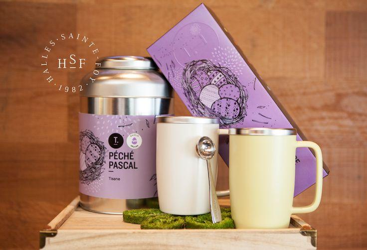 Un doux coffret de thés pour terminer vos repas copieux en beauté.
