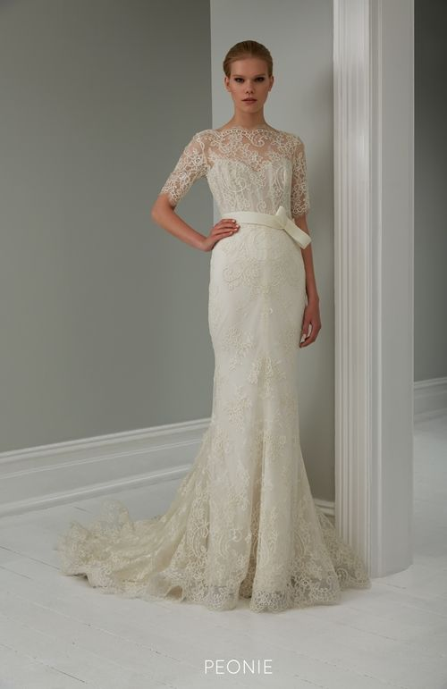 1300 best Bridal Gown Sheath Column Volume1 images on Pinterest