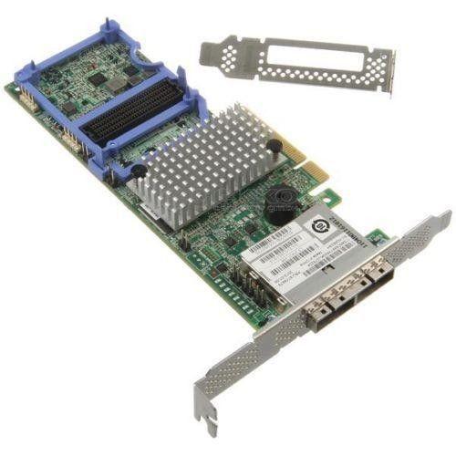 IBM ServeRAID M5120 SAS-SATA PCI Express 3.0 x8 Controller For IBM System x3500 M4 81Y4478