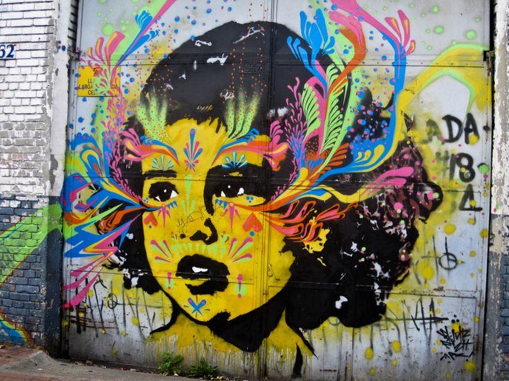 bogota graffiti - Google Search