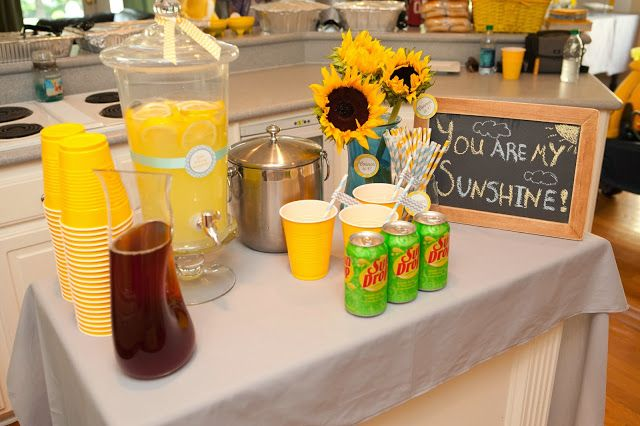 Decor Advice by the Slice: You are my sunshine...