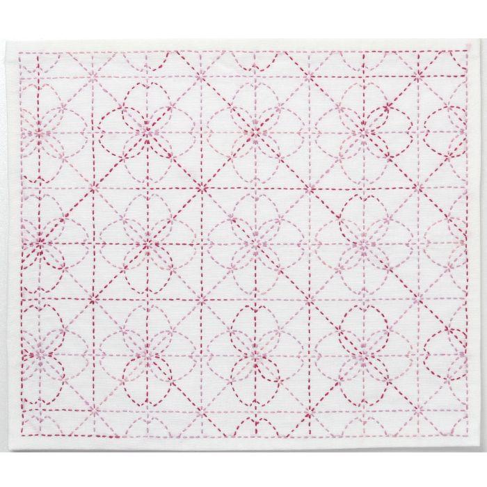 刺し子・花ざし 2 | 刺し子 | Pinterest | Patrones, Embroidery and Stitch