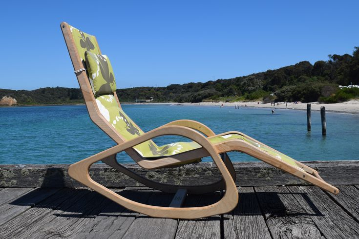 The Onada Siesta Chair is an Ergonomic Recliner Size-1100(H) x 580(W) x 1600(L) mm, Weight 11kg Price in Australian Dollars $1,500 (with Zepals Fabric) Australian Registered design: 16497/2013 & Certificate of Examination: No. 353522 The Onada Siesta Chair, a stylish and ergonomic recliner ideal as a centre piece for your alfresco or sun lounge….is designed, handmade and assembled in Melbourne/Australia by the founder of 'Onada' James O'Brien and his skilled furniture craftsman. As well as…
