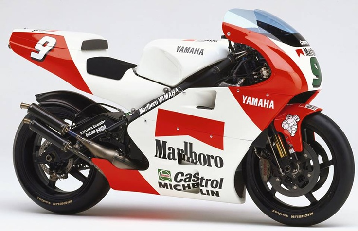 Yamaha YZR500(OWJ1) - 1996