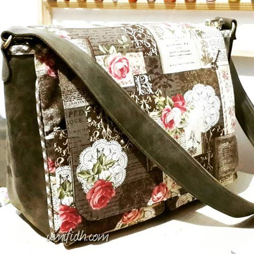 Best 20  Sling bag patterns ideas on Pinterest | Hobo bag ...