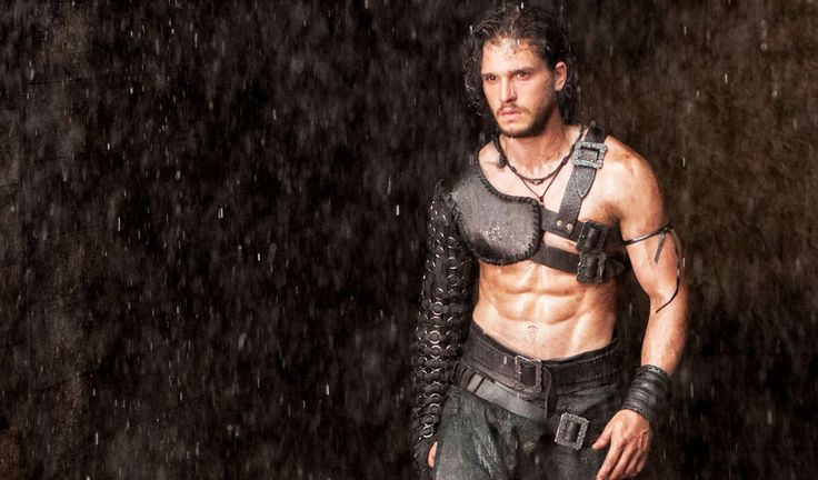 Pompeii movie: Kit Harington workout and diet plan to be a ...