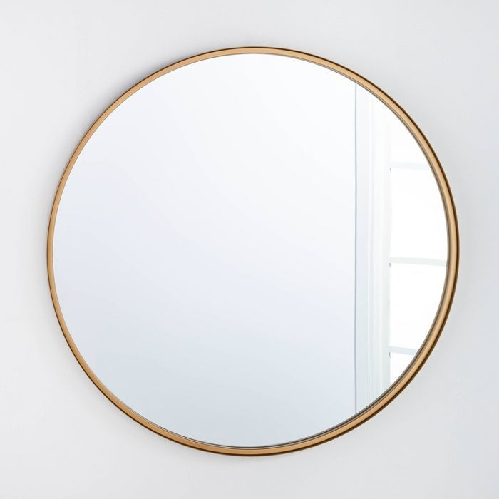 Target Decorative Mirrors Wild, Carved Wood Mirror Target