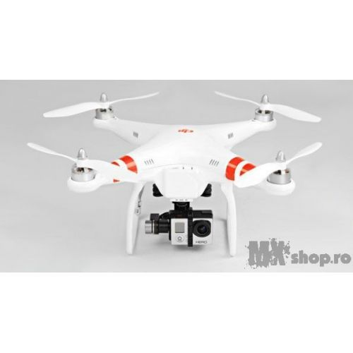 Drona DJI Phantom + GoPro Hero3 White - MXShop - GoPro - TU esti EROUL