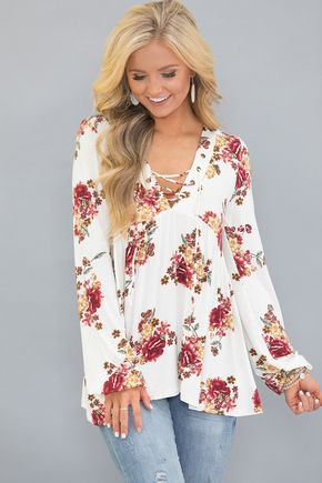 Women's Boutique Tops Online | Shop Pink Lily