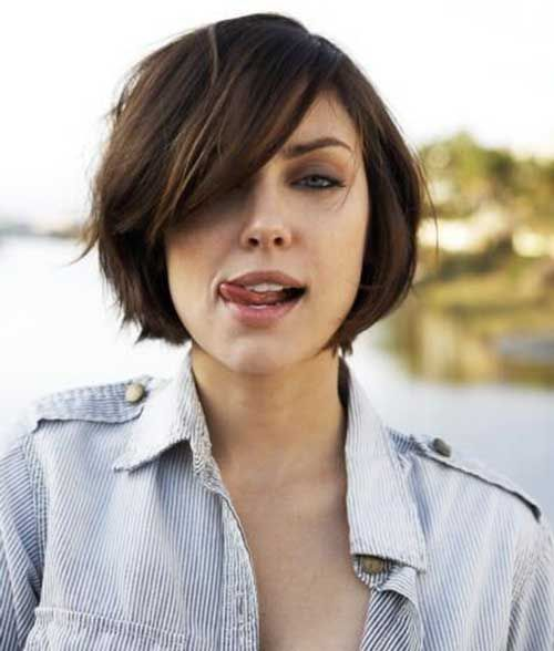 30 Short Bobs 2015 - 2016   Bob Hairstyles 2015 - Short Hairstyles for Women