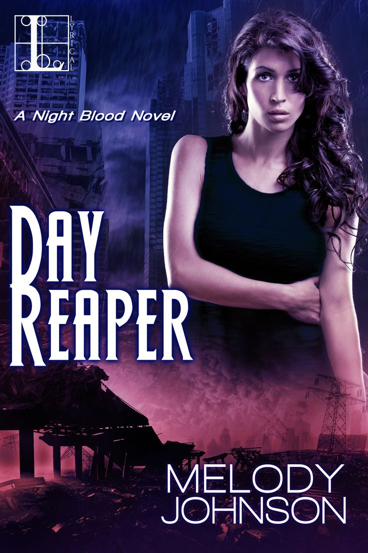 Day Reaper (Night Blood #4) by Melody Johnson