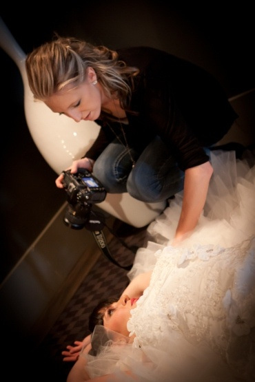 Bridal Behind the Scenes