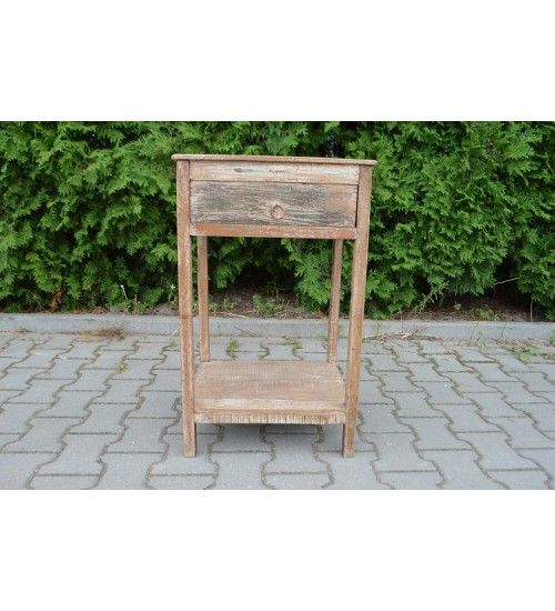 #Indyjski #drewniany #stolik Model: HS-16-045 @ 588 zł. Kup online @ http://goo.gl/XgKt90