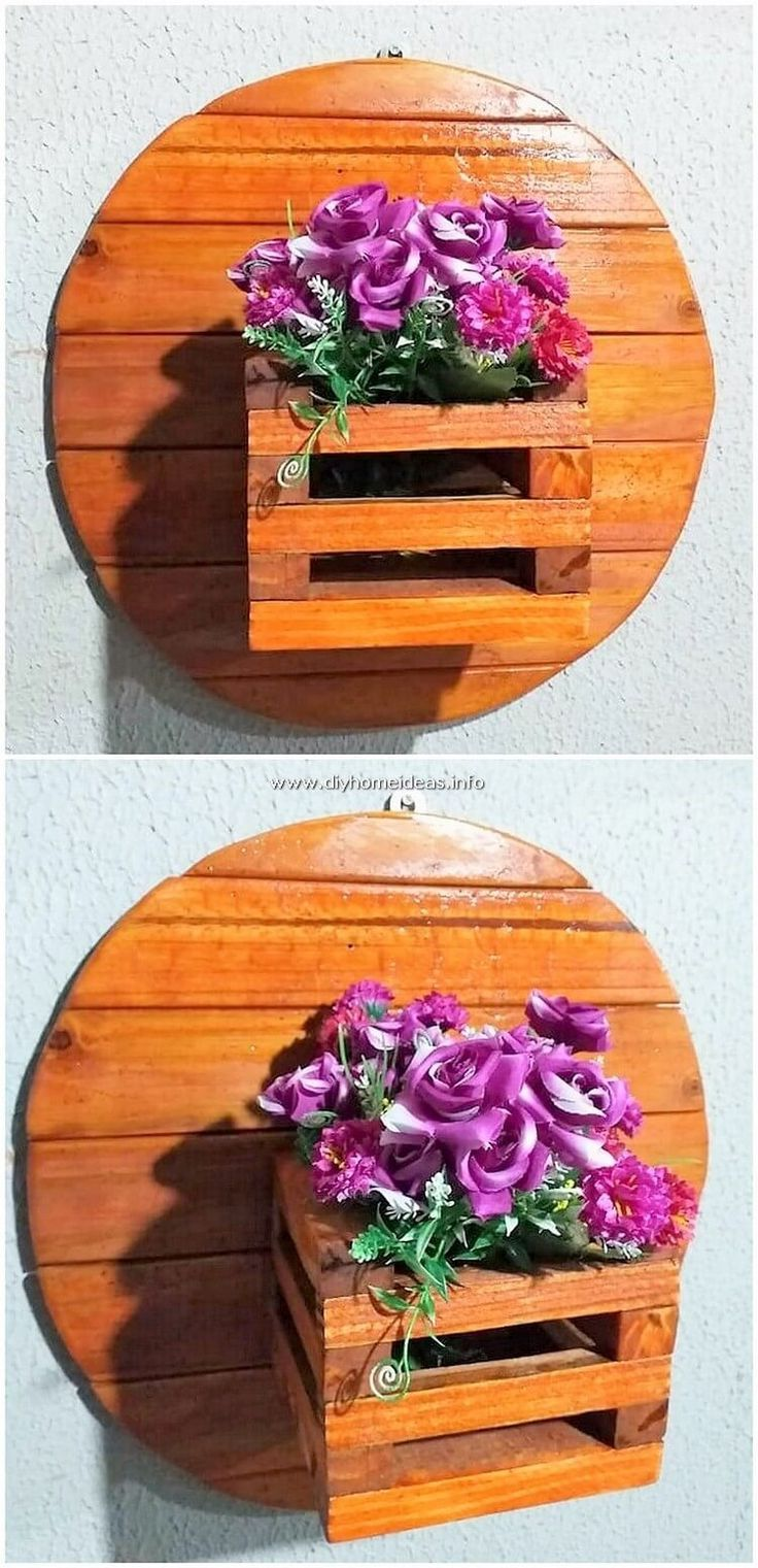 Low Cost Wooden Shipping Pallet DIY Projects - Easy Pallet ...