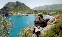 Top 10 beaches in Turkey.  Forget Turkey's teeming resorts. Here are 10 crowd-free beaches, from hidden bays to pristine secluded coves...