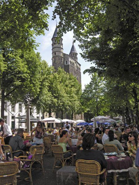 Maastricht, Holland.