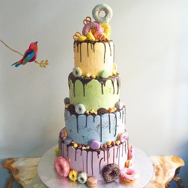 If you are looking for fun & unusual wedding cakes, you have come to the right place. The pick of the most unusual wedding cakes for your celebration
