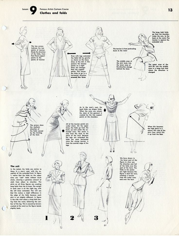 Character Design Techniques By Tokkun Academy : Best drawing fabric images on pinterest