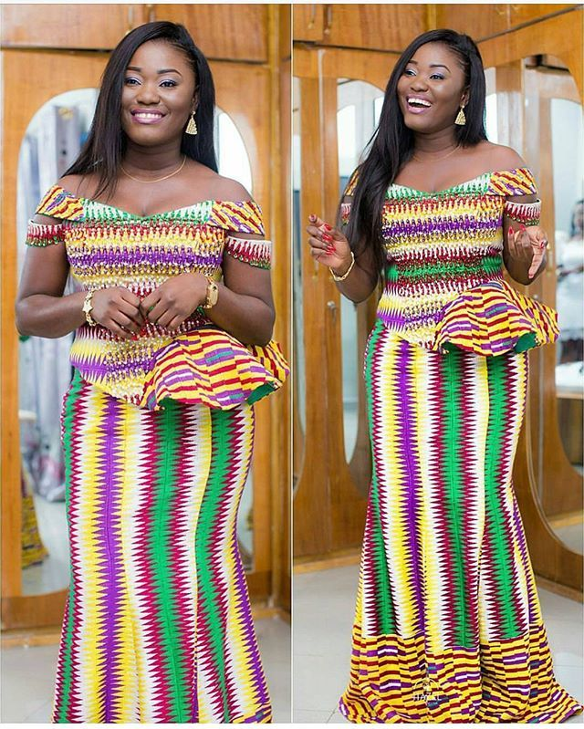 1533 best kente images on pinterest african style for African dress styles for weddings