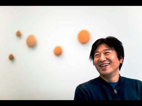 Japanese Shigetaka Kurita, the man who created emoji characters
