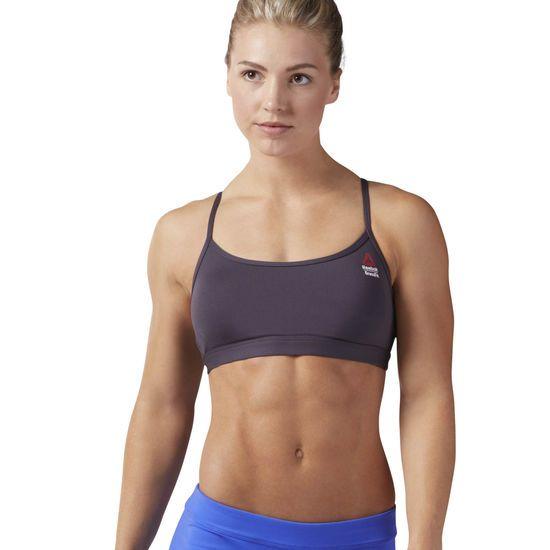 Reebok - Reebok CrossFit Front Rack Sports Bra