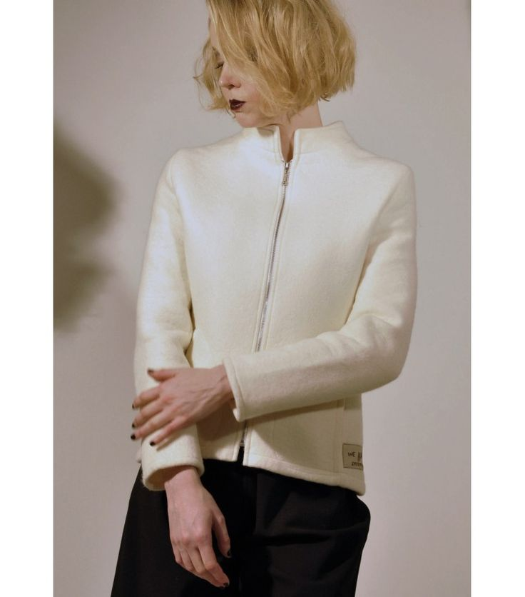 ULKA Wool Jacket, XS/S - WST