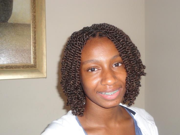 A'Kiyia's Natural Twist & Hair