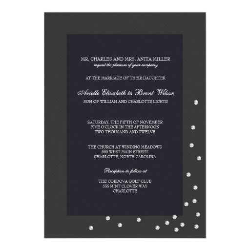 20 best Invitations images on Pinterest Event invitations