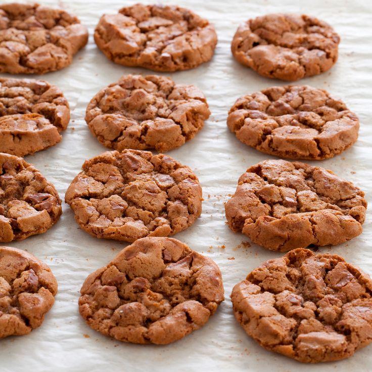 Découvrez la recette des cookies au speculoos
