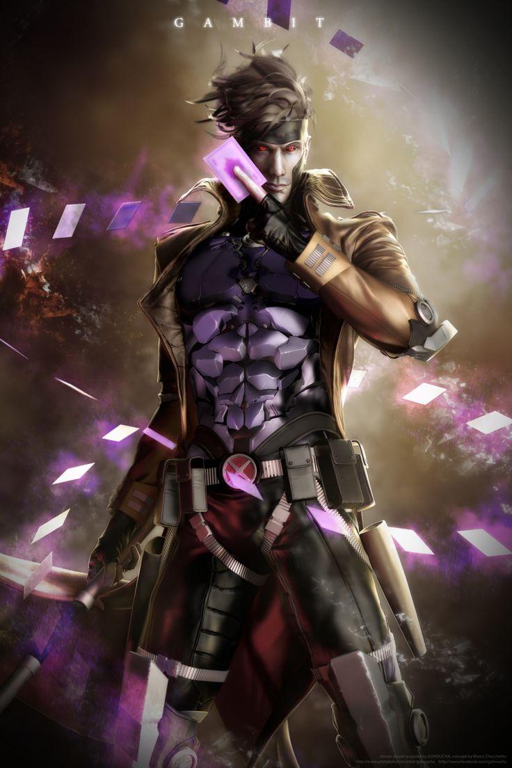 """quarkmaster: """" gohoucha – Gambit """""""