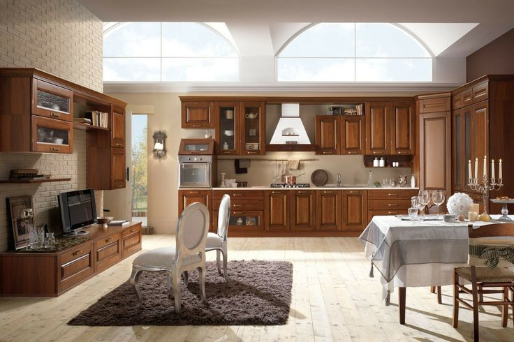 Bilbao is the classic and traditional cuisine that offers serene ambience, cozy and relaxing. http://www.spar.it/sp/it/arredamento/cucine-bil-31.3sp?cts=cucine_classiche_bilbao