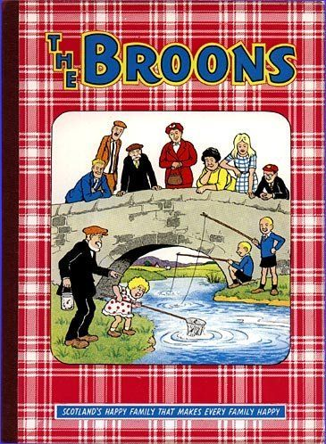 The Broons 1970 by Dudley Watkins, http://www.amazon.co.uk/dp/0851160042/ref=cm_sw_r_pi_dp_NJ3psb1S6ZP05