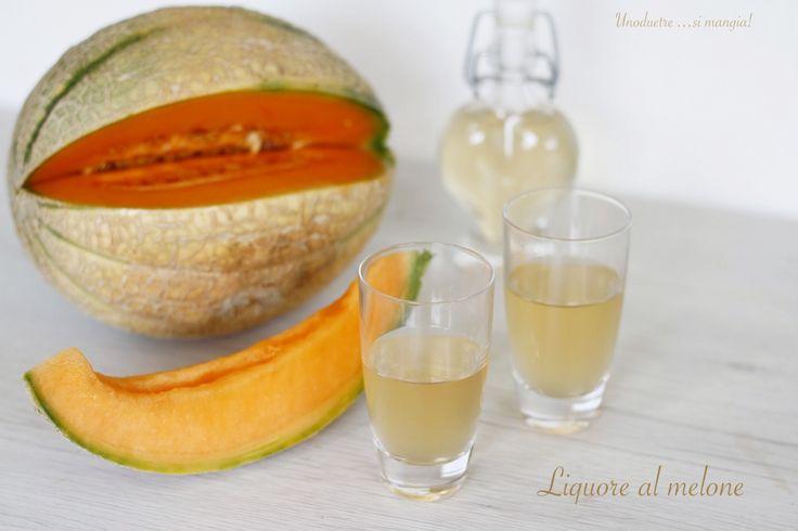 Ricetta+del+Liquore+al+melone