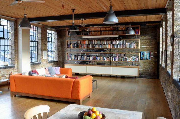 Loft Apartment / London Shoreditch