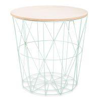 Les 57 meilleures images propos de table basse panier sur pinterest paniers en fil tables - Petite table bout de canape ...