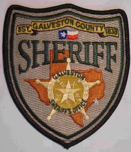 Galveston County Sheriff Tx Le Patches Pinterest
