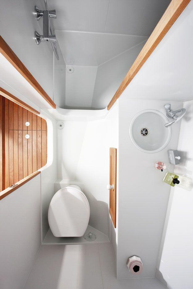 Firmship Bath Overview Yachtinterior Kleine Badezimmer