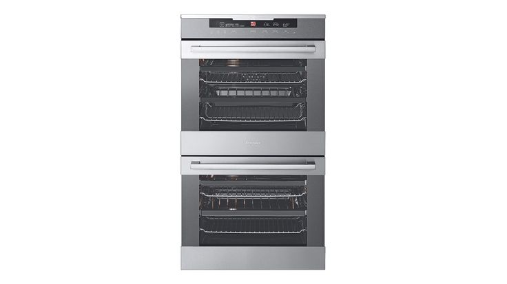 Electrolux 60cm 12/8 Double Oven