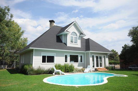 Casa de madera modelo quebec de canexel dream home - Casas canadienses canexel ...